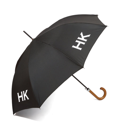 Personalised Umbrella  Handmade In London By Expert Craftsmen