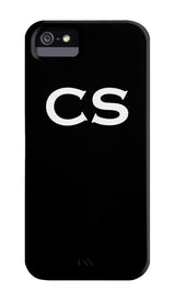 Glossy Black Cover Initialed Upper       Gloss Finish
