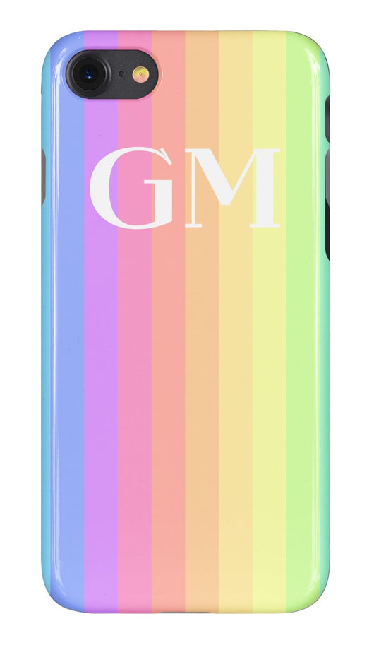 Rainbow Design Initialed Upper