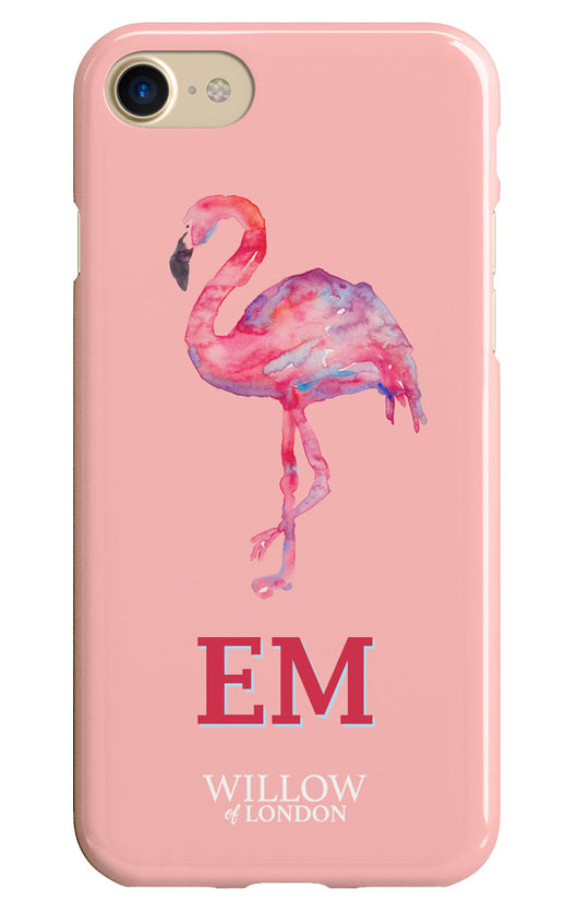 Gloss Pink Painted Flamingo