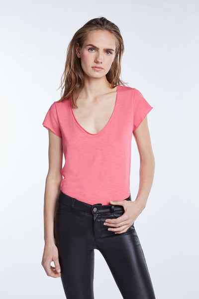 Roze t shirt- SET