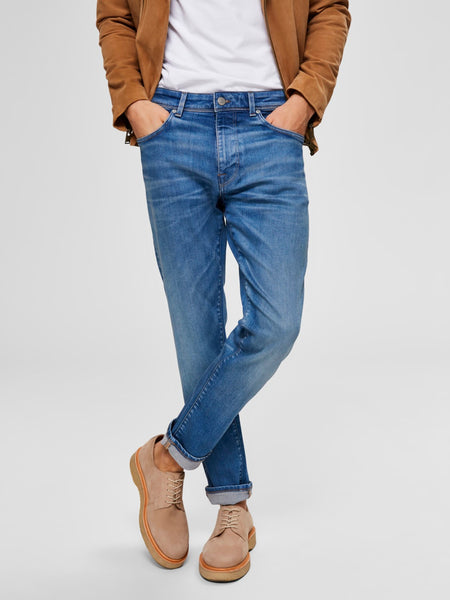 Jeans blauw-  Selected Homme