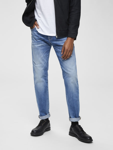 Lichtblauwe jeans - Selected Homme