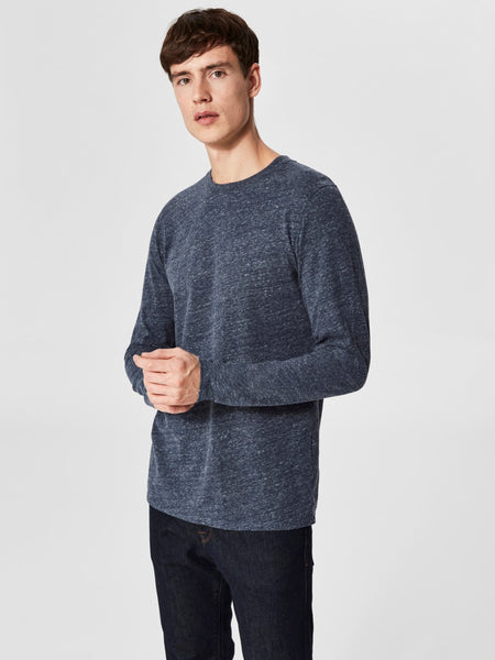 T shirt lange mouw - Selected