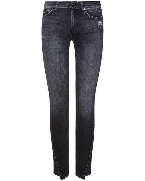 Jeans black - 7 For All Mankind