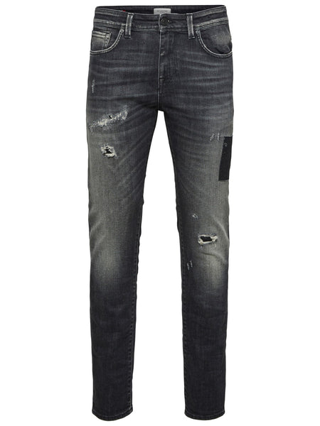 Broek destroyed - Selected Homme