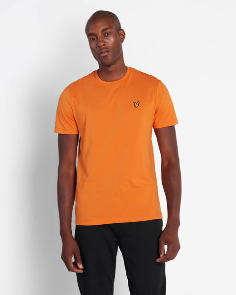 Oranje t shirt - Lyle & Scott