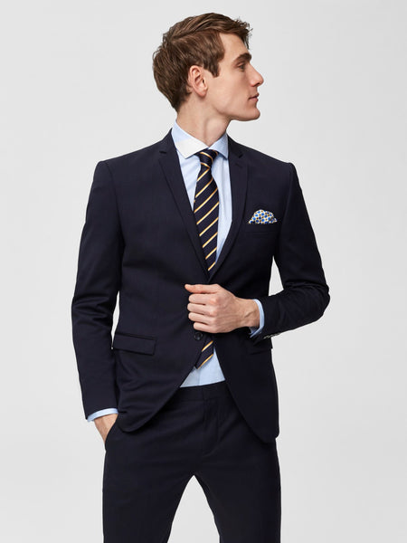 Blazer navy - Selected Homme