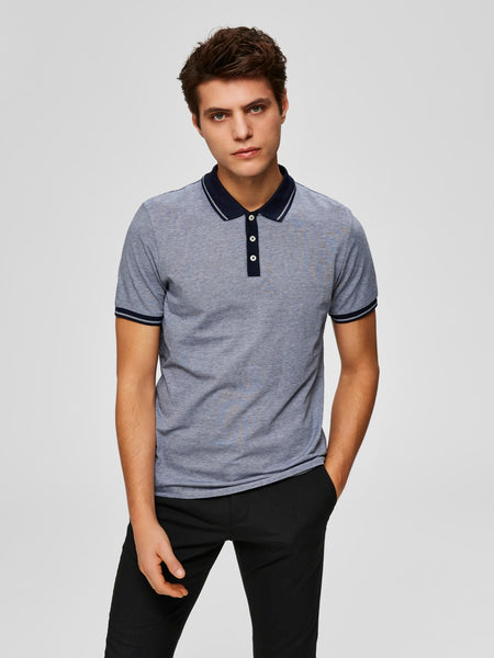 Polo streepjes - Selected Homme