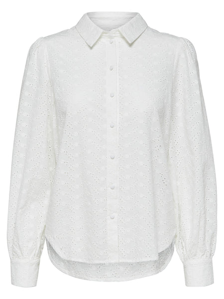 Witte blouse - Selected Femme