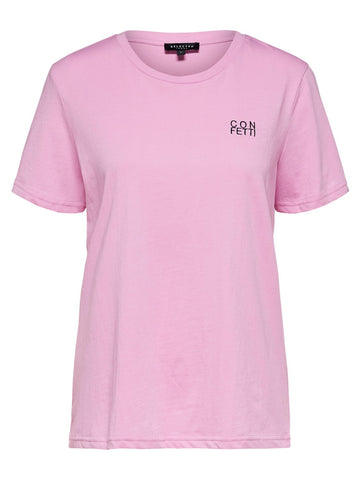 Top roze - Selected Femme