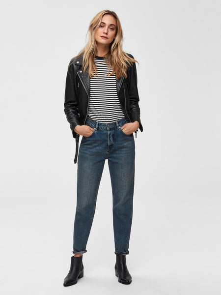 Midi jeans - selected Femme