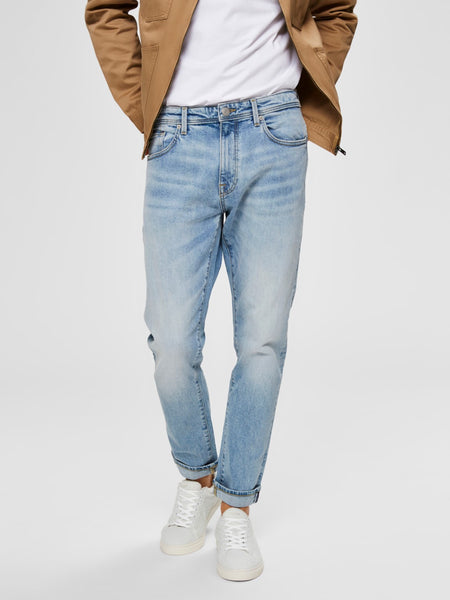 Licht blauwe jeans - Selected Homme