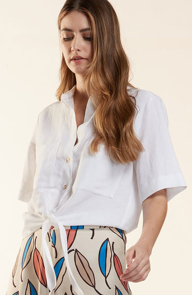 Witte blouse - Her