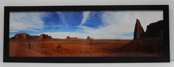 "36"" Wide iPhone Panorama Print Mounted & Frame (US Only)  - Buy Online - iPanorama Prints - 1"