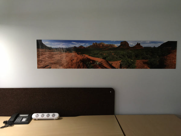 "72"" Wide iPhone Panorama Print - Buy Online - iPanorama Prints - 1"