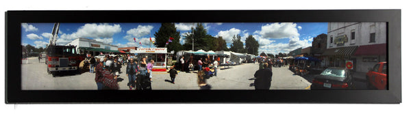 "18"" Wide iPhone Panorama Print Mounted & Framed (US Only) - Buy Online - iPanorama Prints - 1"