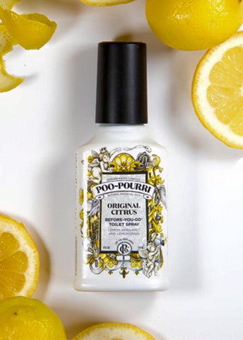 Poo-Pourri - Original Citrus 8oz.