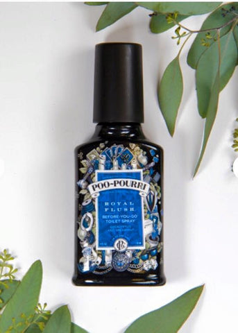 Poo-Pourri - Royal Flush 8oz.