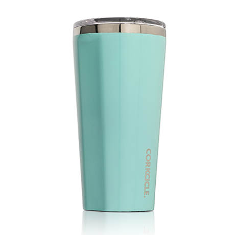 Corkcicle Tumbler Gloss Turquoise - 16 oz.