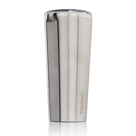 Corkcicle Tumbler Brushed Silver - 24 oz.