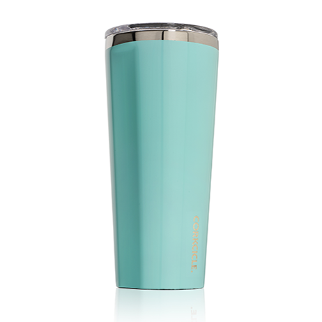 Corkcicle Tumbler Gloss Turquoise - 24 oz.