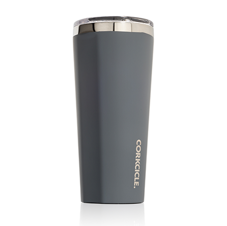 Corkcicle Tumbler Matte Grey - 24 oz.