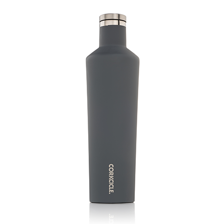 Corkcicle Canteen Matte Grey - 25 oz.