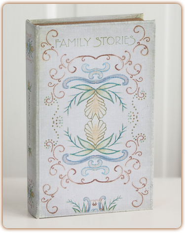 Willow Tree - Family Stories Decorative Arts Book