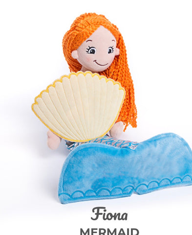 "Cubbies Mermaid ""Fiona"""
