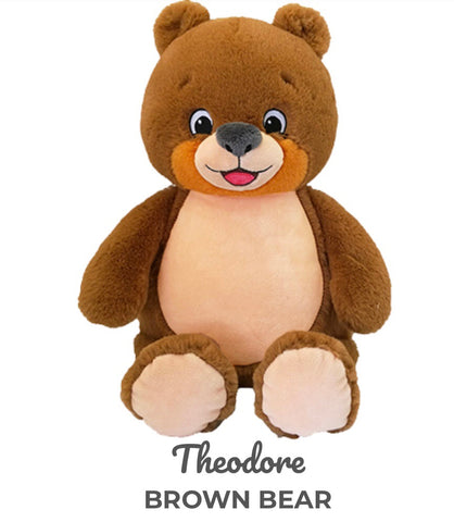 "Cubbies Bear ""Theodore"""