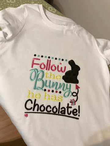 Follow the Bunny T-Shirt