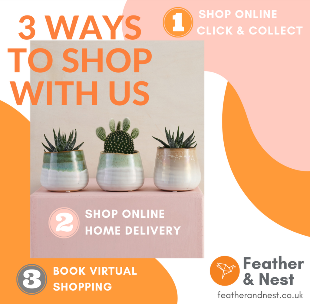 How to shop with Feather & Nest this festive season