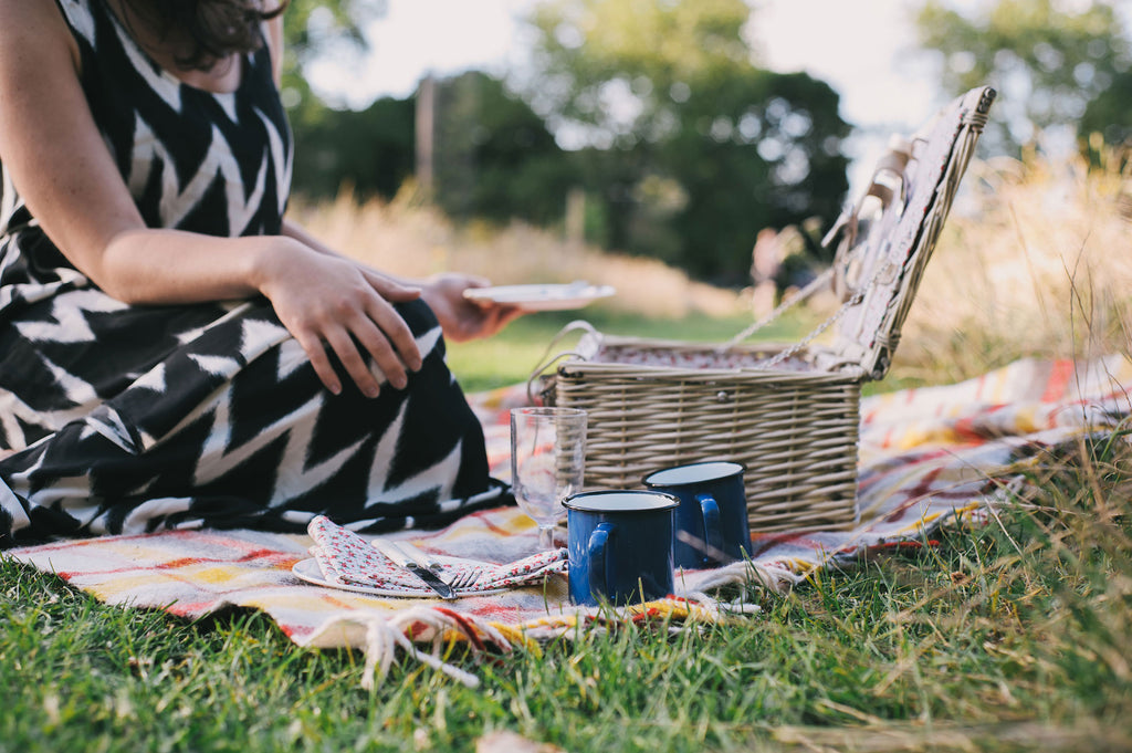 5 Best Summer Picnic Spots in Oxfordshire
