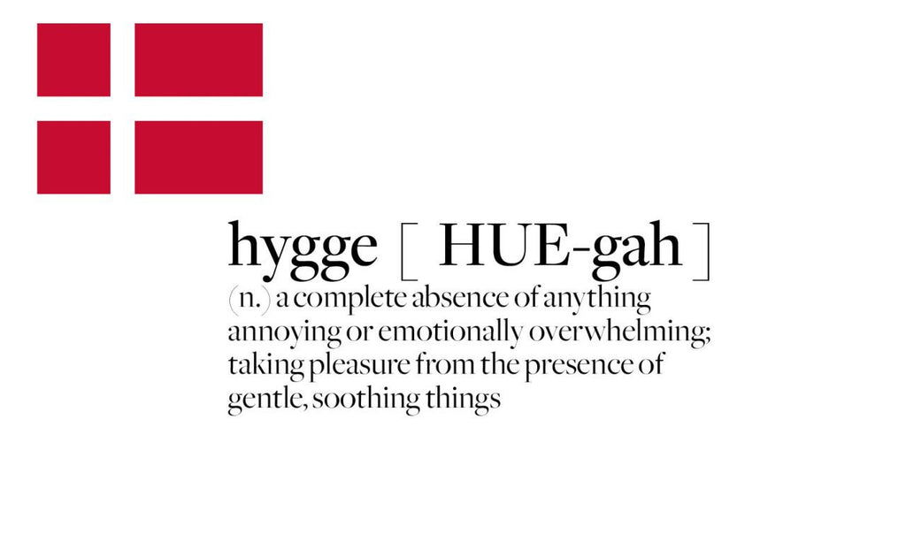 Hygge, Time to shed some light on the Danish way!