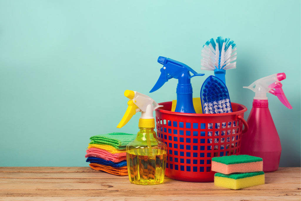 5 Spring Cleaning Tips to Declutter Your Home