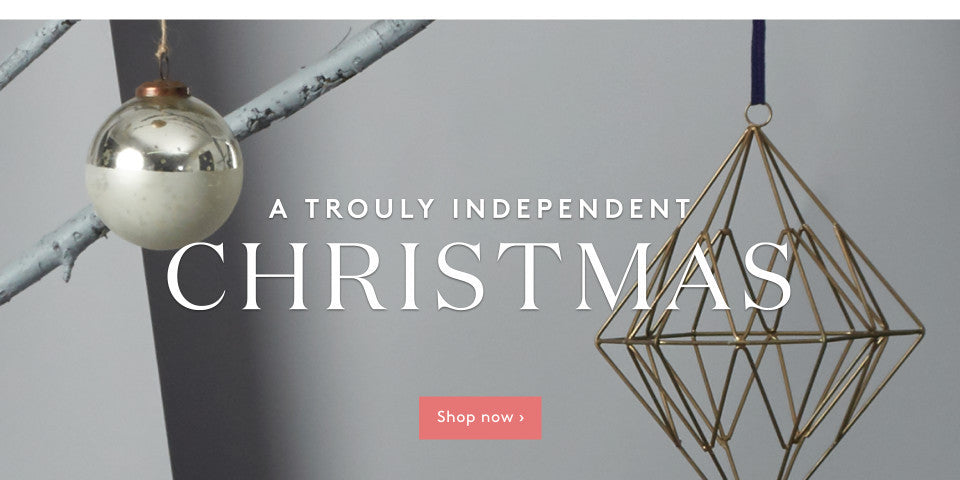 A Trouly Independent Christmas Gift Guide