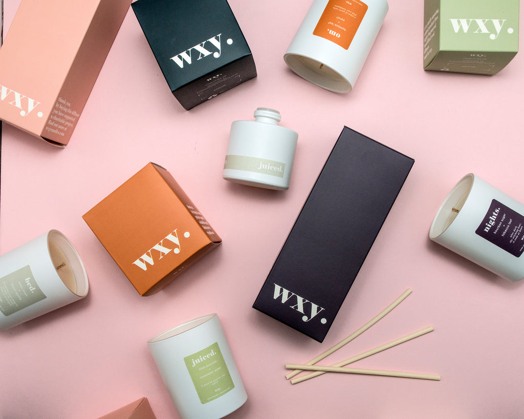 Wxy. Fragrance Collection