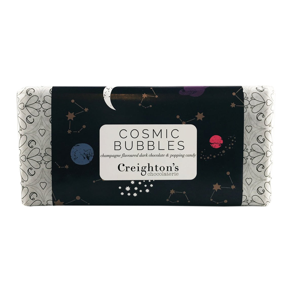 Cosmic Bubbles Chocolate