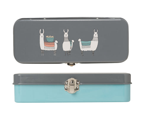 Danica Studio Llama Pencil Tin