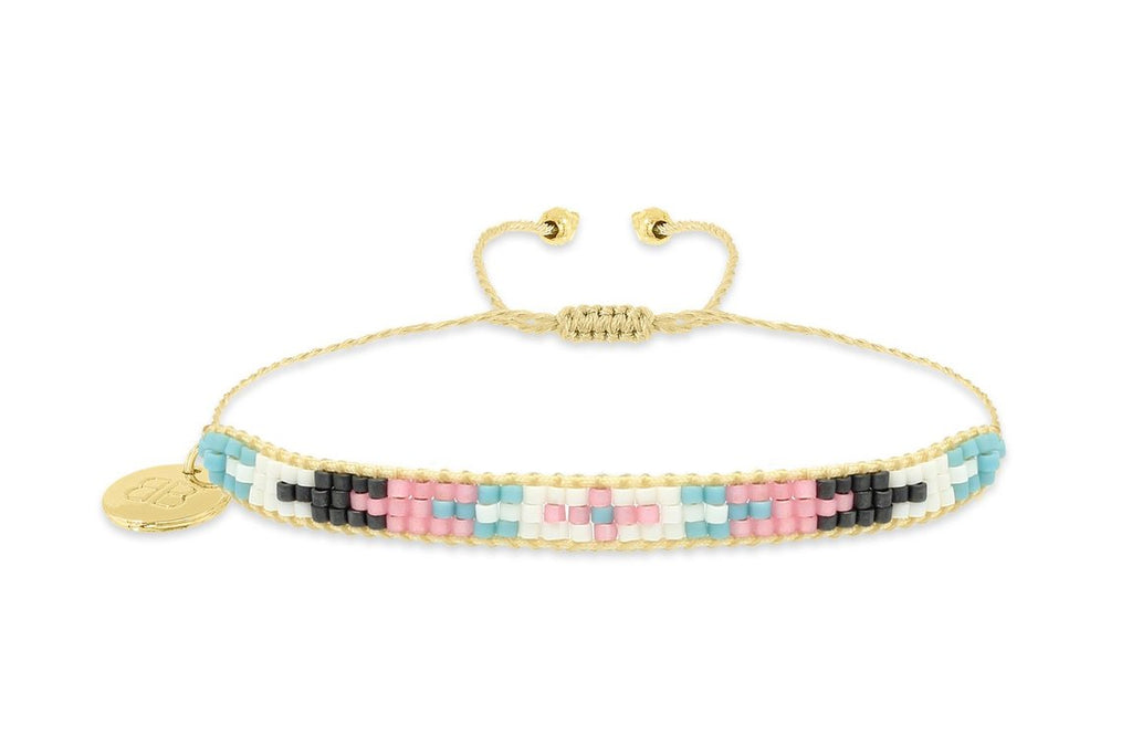 Boho Betty Hound Beaded Friendship Bracelet
