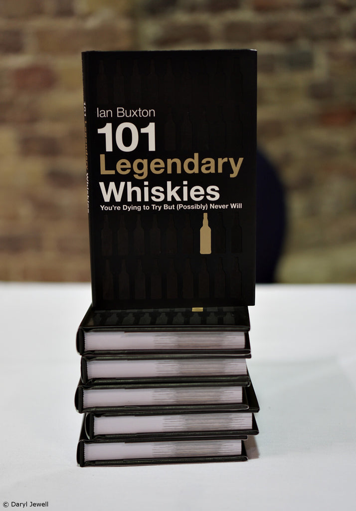 101 Legendary Whiskies Book