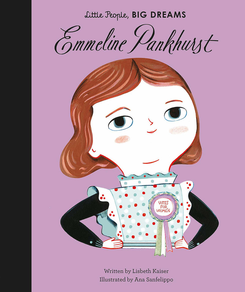 Little People Big Dreams: Emmeline Pankhurst Book