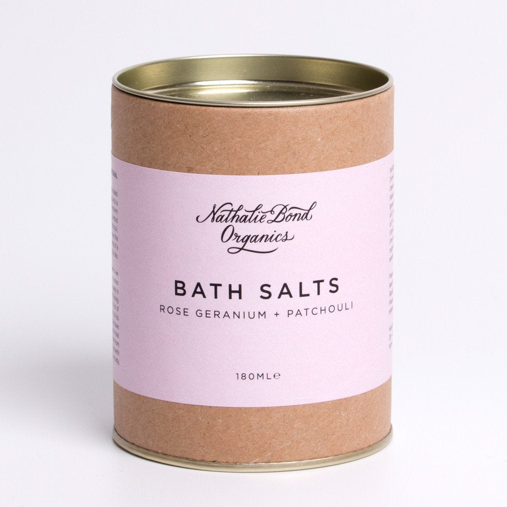 Natalie Bond Organics Bath Salts