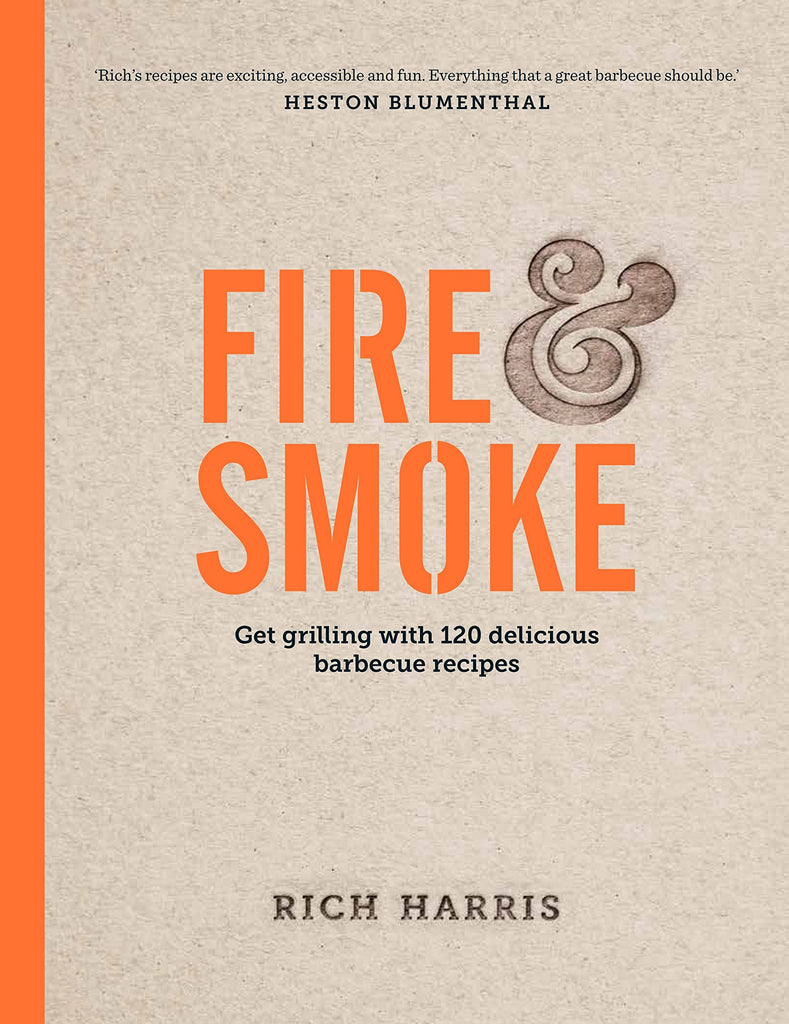 Fire & Smoke BBQ Book
