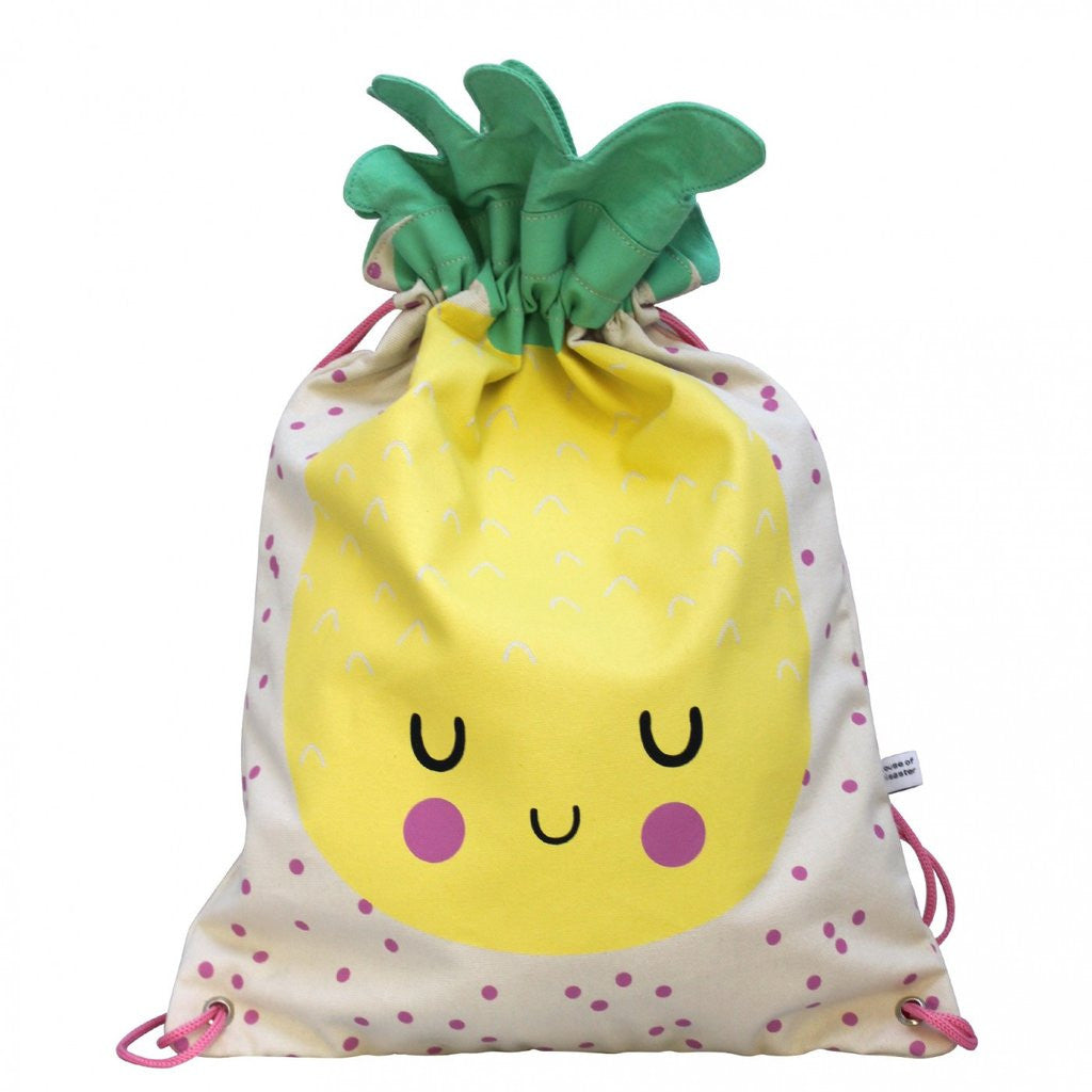 pineapple kids backpack