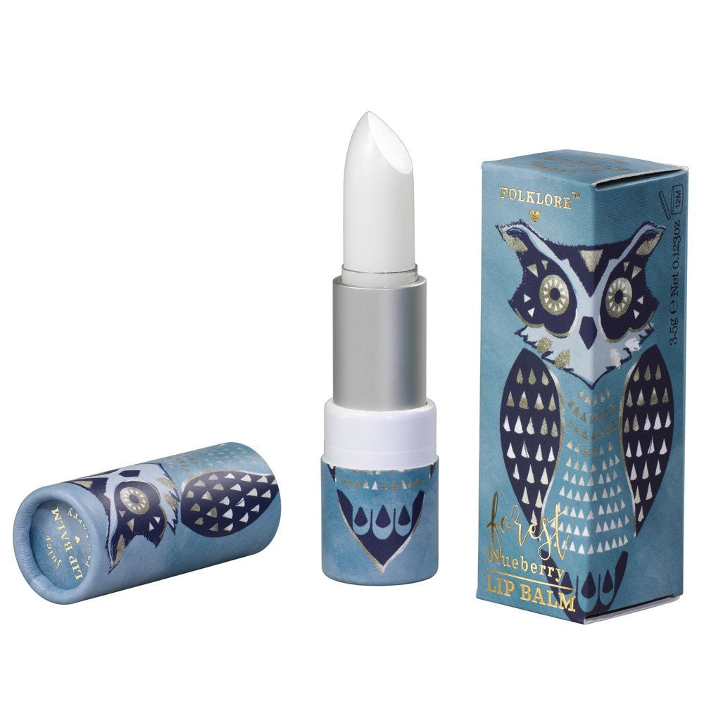 folklore blueberry lip balm