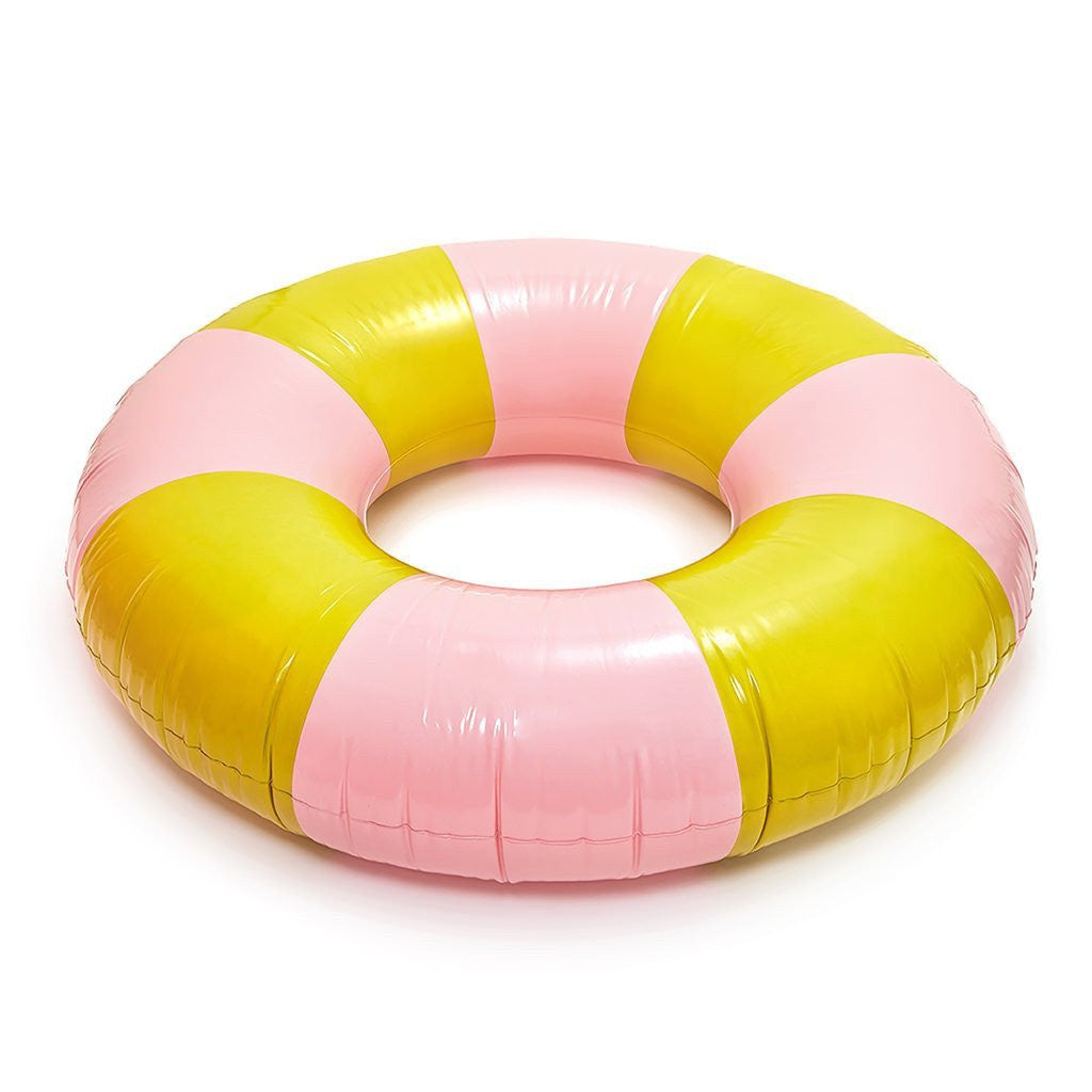 giant stripe beach float