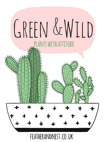 Green & Wild Plant Collection