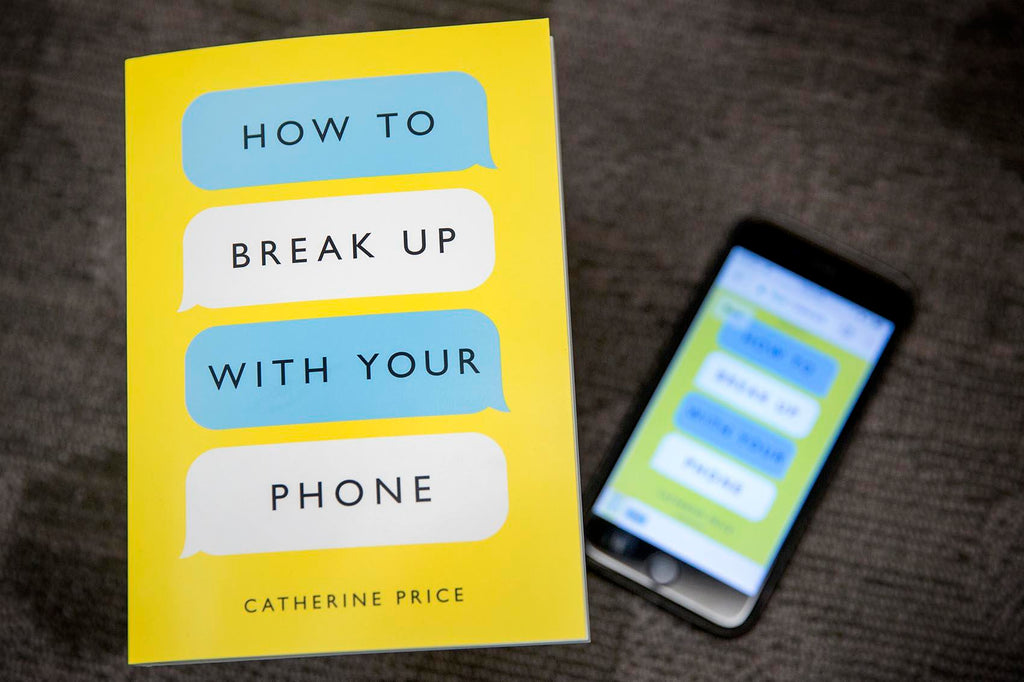 How To Break Up Your Phone